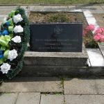 """Захоронение 9 казаков на Вилейском кладбище """"Лесное""""."""