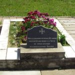 Могила солдат перезахороненных из захоронения у Порсы