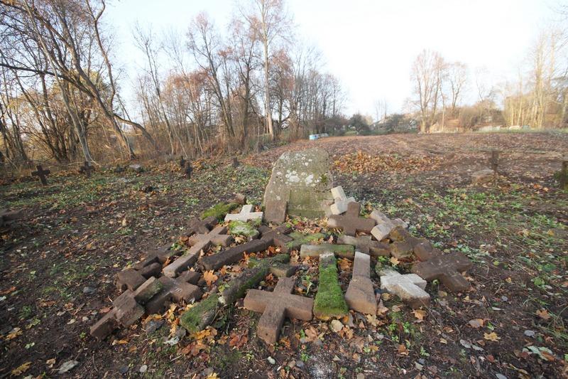 ецкое кладбище Первой мировой войны в деревне Дворчаны Поставского района-5