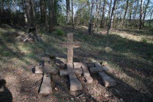 Немецкое кладбище Первой мировой войны в деревне Свилели Поставского района-4