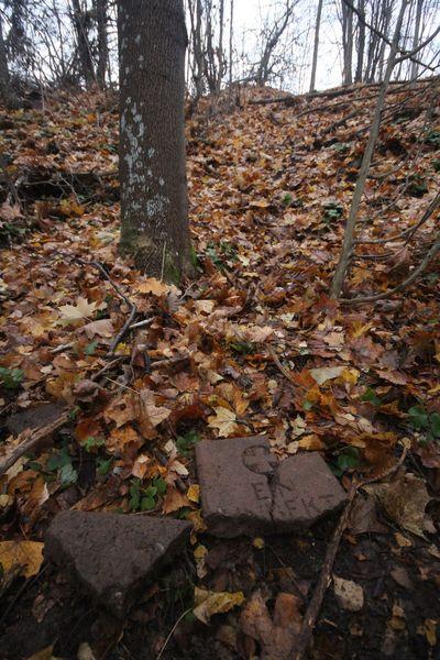 Кладбище Первой мировой войны в Поздютках -1