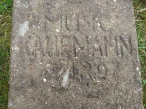 Смешанное захоронение Первой мировой войны в аг. Лынтупы Поставского района-4