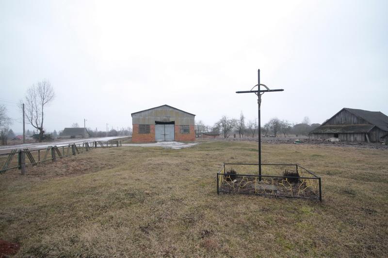 2-е немецкое кладбище Первой мировой войны в деревне Ярево Поставского района