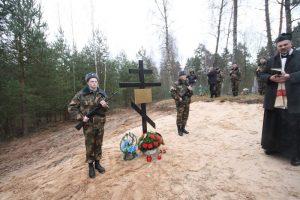 Кладбище Русской императорской армии в деревне Кашицы Поставского района-2