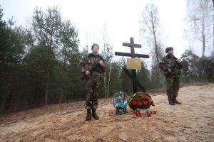 Кладбище Русской императорской армии в деревне Кашицы Поставского района-1