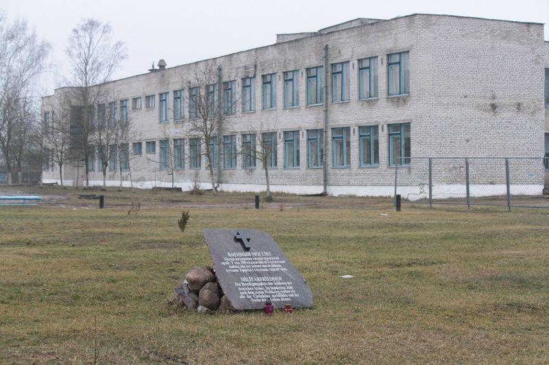 Немецкое кладбище Первой мировой войны в аг. Камаи Поставского района-3