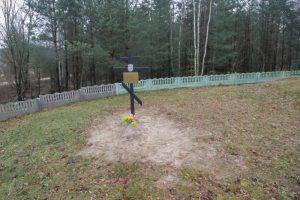 Русское кладбище Первой мировой войны в деревне Кашицы Поставского района-4