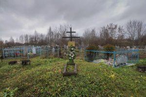 Русское кладбище Первой мировой войны в деревне Перевозники Поставского района-3