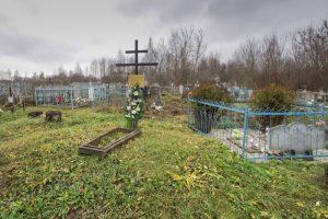 Русское кладбище Первой мировой войны в деревне Перевозники Поставского района-2