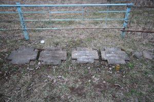 Немецкое кладбище в деревне Мольдевичи-1