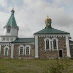 Церковь Св. апостолов Петра и Павла в д. Косута